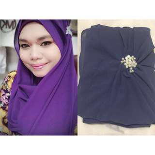 Instant Hijab/Tudung/Shawl Soulmate