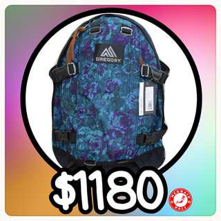 Gregory Backpack 22L allday blue tapestry