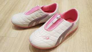 Pink Girl Sneakers Walking Shoes