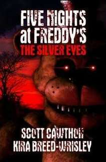 Ebook Five Nights at Freddy's The Silver Eyes