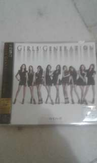 WTS SNSD OFFICIAL GENIE JAPAN CD