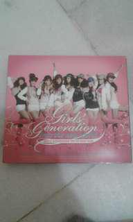 WTS SNSD OFFICIAL 1st ASIA TOUR CD