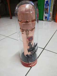 The voice women perfume