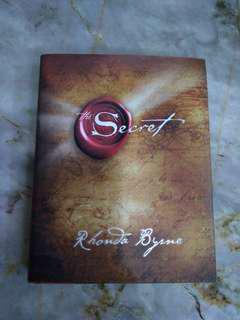 The Secret by Rhonda Bryne