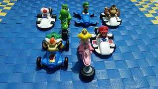 Super mario racers set