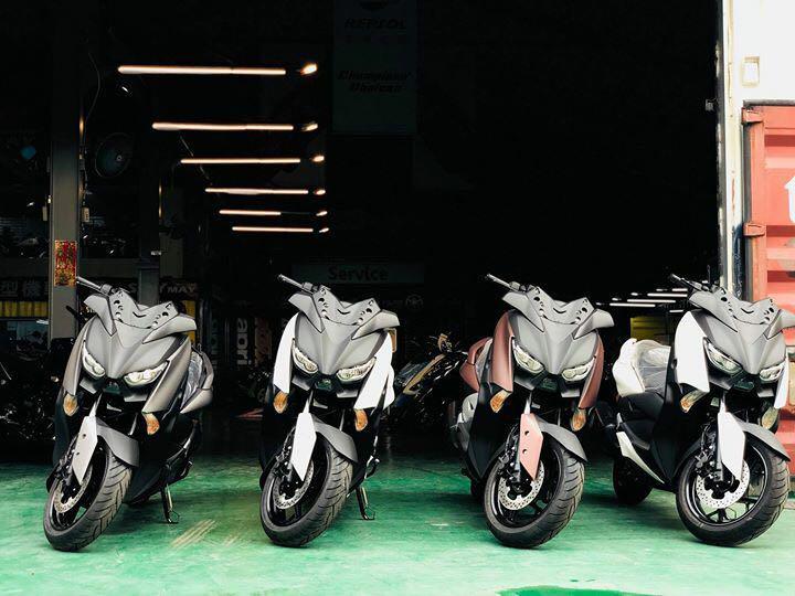 2018重機黃牌速克達 YAMAHA XMAX300Abs TCS