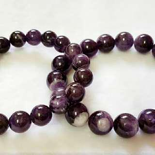 Amethyst 紫水晶 6mm,8mm,10mm,12mm,18mm