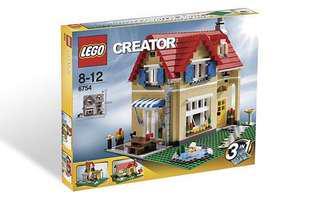 Lego 6754 Family House
