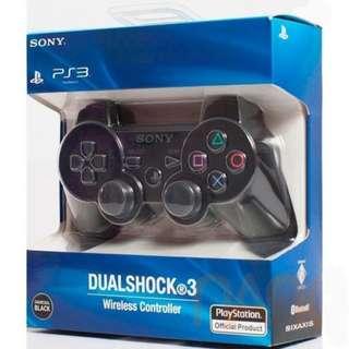Stik PS3 Wireless Original dan Kabel Charger Stik