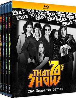 That 70's Show The Complete Series Bluray