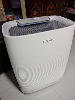 Cuckoo Air Purifier. Shortest rental length. #list4sb