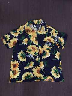 Sunflower Polo top