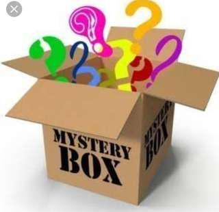 Mystery Box Jackpot Box