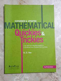 Math Plus Expanded & Updated Mathematical Quickies & Trickies
