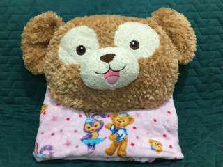 Stella Plush Toy With Matching Blanket