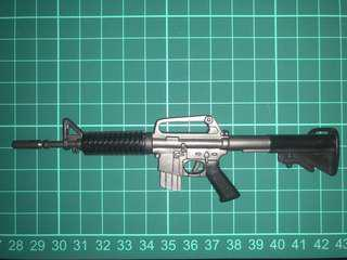 1/6 figure Rifle (Gun kitbash dam hot toys soldier story DID)