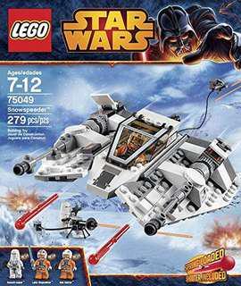 LEGO Star Wars 75049 Snow Speeder