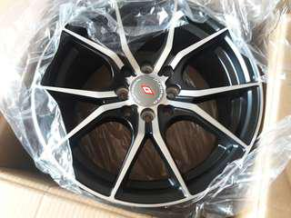 Inforged Twenty size 15 mags rims wheels
