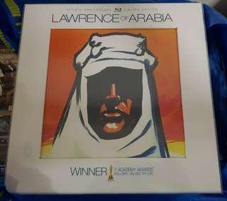 Lawrence of Arabia 50th Anniversary Limited Collectors Edition Bluray Boxset