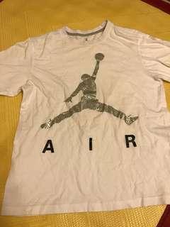 🚚 Jordan 白色T