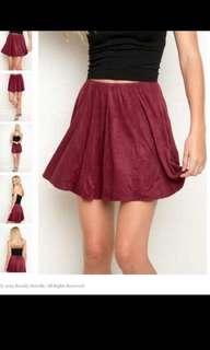 NEW brandy Melville skirt