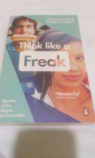 🚚 Think like a freak - Stephen D Levitt and Stephen J Dubner