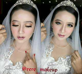 Make up + hairdo/hijab