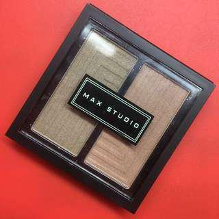 Max Studio Illuminating Duo Bronzer & Highlighter