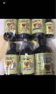 Childlife Aller-Care and Liquid Vitamin C