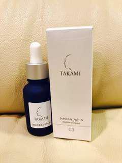 Takami Skin Peel 去角質 美容液 (made in Japan)