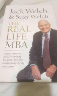 🚚 The Real Life MBA by Jack Welch