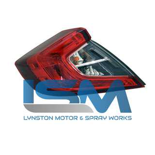 BRAND NEW L|R Honda Civic (2016) Outer Rear Tail Light