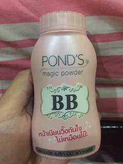 BB Ponds Powder