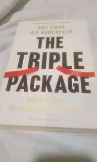 🚚 The Triple Package - Amy Chua, Jeb Rubenfeld