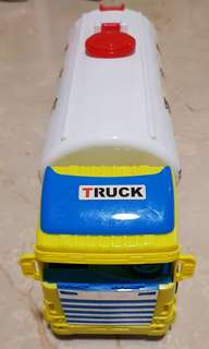 [Pre-Owned] Water truck toy car vehicle