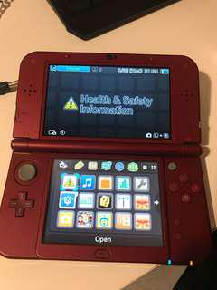 🚚 The New Nintendo 3DS XL with 1 Game