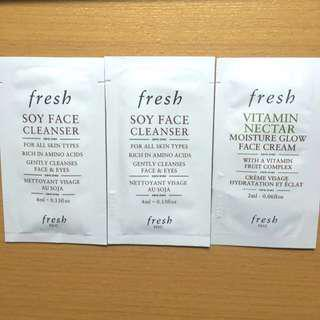 Fresh 3 pcs Set