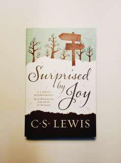 BN Surprised by Joy by C.S. Lewis