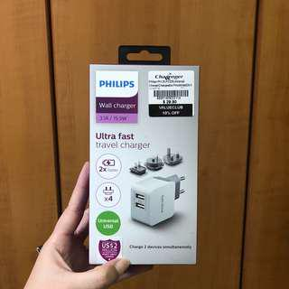 Philips wall charger