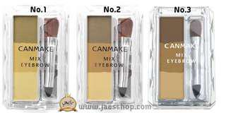 Makeup declutter clearance sale Canmake Eyebrow