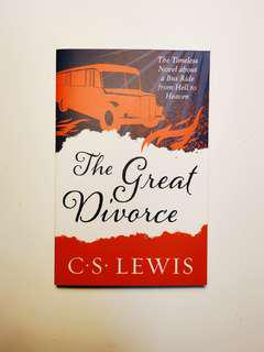 BN The Great Divorce by C.S. Lewis