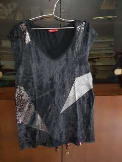 Edc black shirt