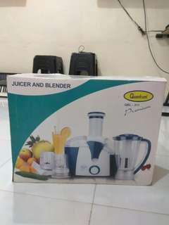Quantum Juicer and Blender