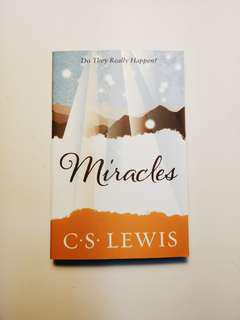 BN Miracles by C.S. Lewis