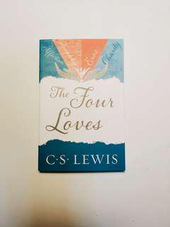BN The Four Loves by C.S. Lewis