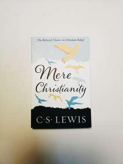 BN Mere Christianity by C.S. Lewis