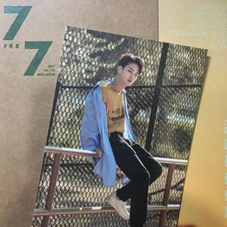 GOT7 postcards!!