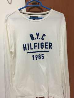 Tommy Hilfiger Crew Neck Long Sleeve
