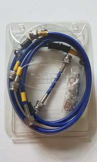 HEL Performance Motorcycle Brake Line Kit For Yamaha Xmax With Full ABS System
