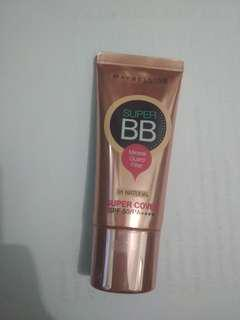 Maybelline super BB (super cover SPF 50/PA ++++)